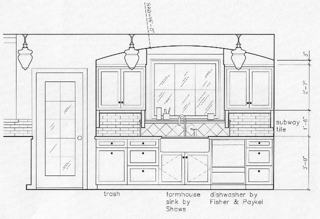 My kitchen remodel a year later Steve McKee, Architalk