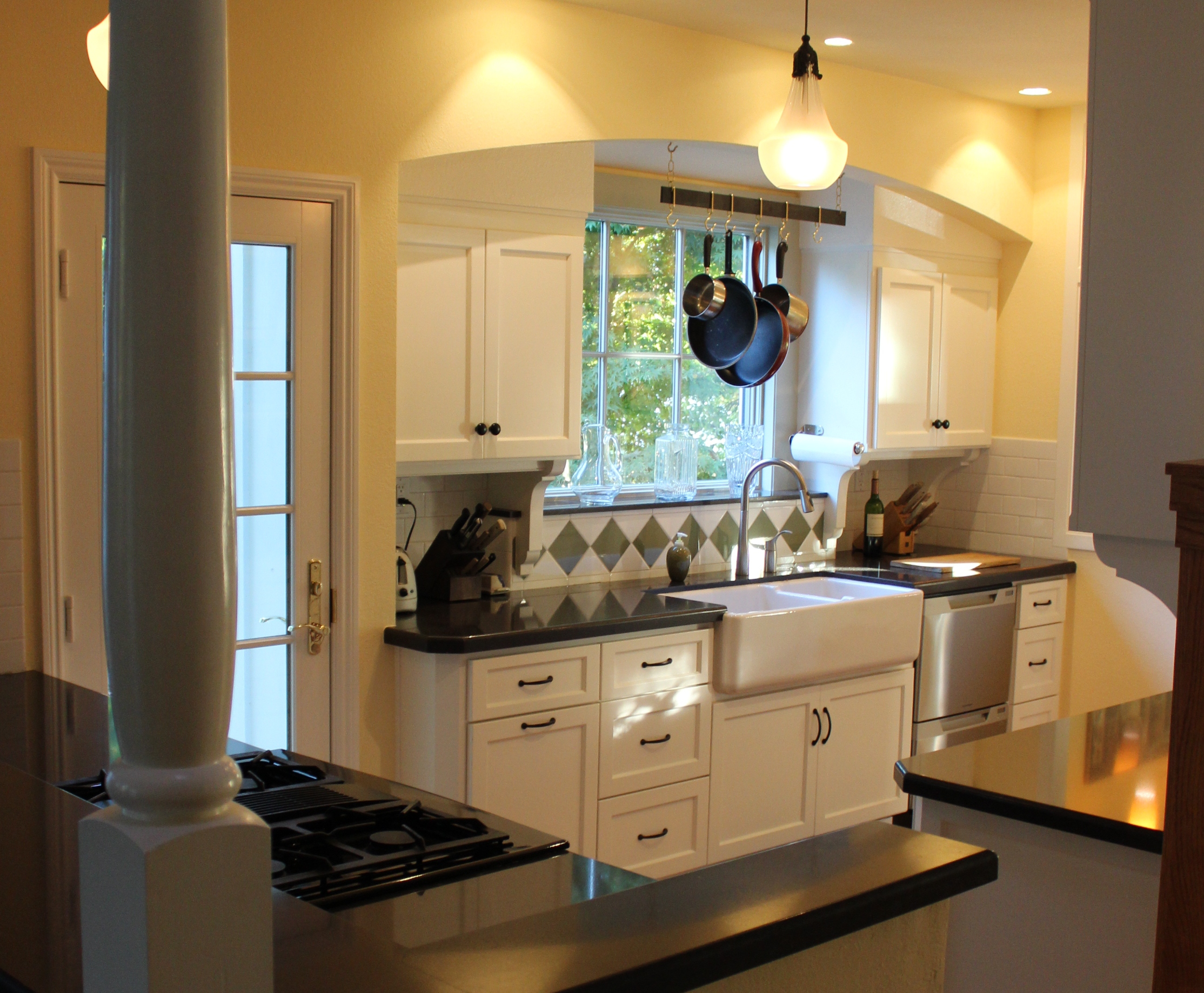 My kitchen remodel a year later steve mckee architalk How to redesign your kitchen